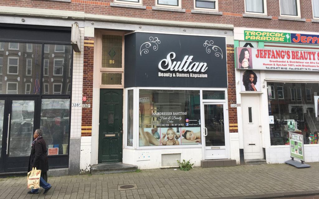 Sultan Beauty salon
