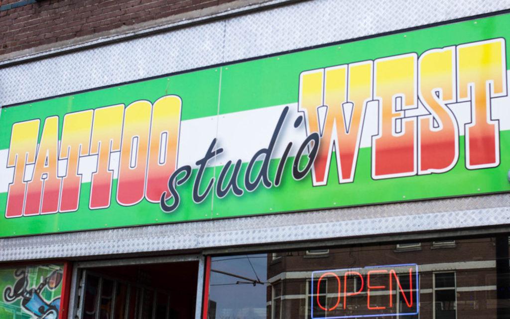 Tattoo Studio West